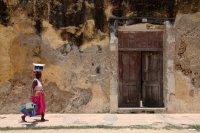 In den Gassen der Ilha de Mocambique