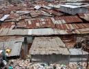 Shacks, Kibera