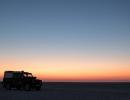 Ntwetwe Sunset - Botswana