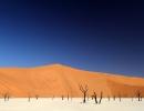 Mondlandschaft im Dead Vlei - Namib Naukluft NP