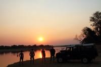 Sunset Luangwa