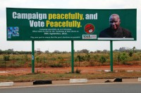 Lusaka Voting Campaign