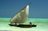 Dhau Paje Sansibar