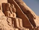 Seitenansicht - Abu Simbel