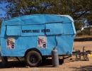 Selbst Matshu's Garküche ist dicht! - Shut Down Day in Harare