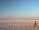Morgens in der Ntwetwe Pan - Botswana