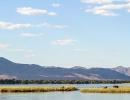 Blick vom Nyamepi Camp - Mana Pools, Simbabwe