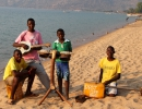 West Life Band - Cape Mac Lear, Malawi