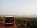 Endlich on the road - Morogoro, Tansania