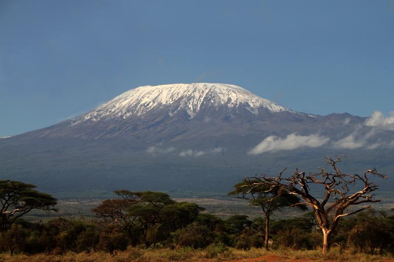 Mount Kilimanjaro, Amboseli